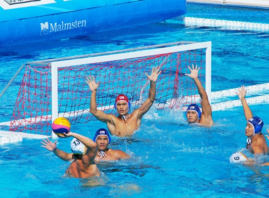 Waterpolo clubs